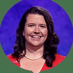 Jenny Rhodes on Jeopardy!