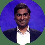 Vinay Kadiyala on Jeopardy!