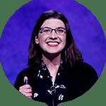 Beth Binder on Jeopardy!