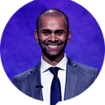 Indi Ekanayake on Jeopardy!