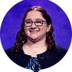 Michelle Rosen on Jeopardy!