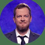 Jon Brown on Jeopardy!