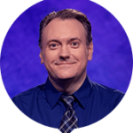 Jason Downer on Jeopardy!
