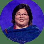 Diana Hsu on Jeopardy!