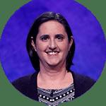 Ruth Payne on Jeopardy!