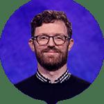 Dave Baltmanis on Jeopardy!