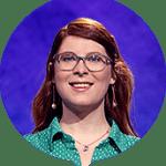 Caitlion O'Neill on Jeopardy!