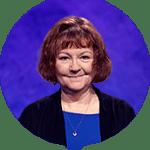 Karla Nickels on Jeopardy!