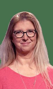 Amanda Levreault on Jeopardy!