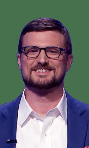 Andrew Knudsen on Jeopardy!