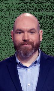 Kevin Bohannon on Jeopardy!