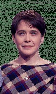 Megan McLeod on Jeopardy!