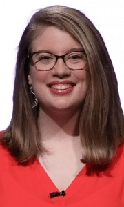 Vicki Leibeck-Owsley on Jeopardy!
