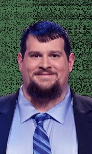 Ben Hatch on Jeopardy!