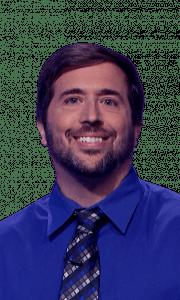 Jason Zuffranieri on Jeopardy!