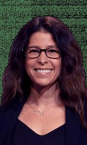 Laura Majors on Jeopardy!