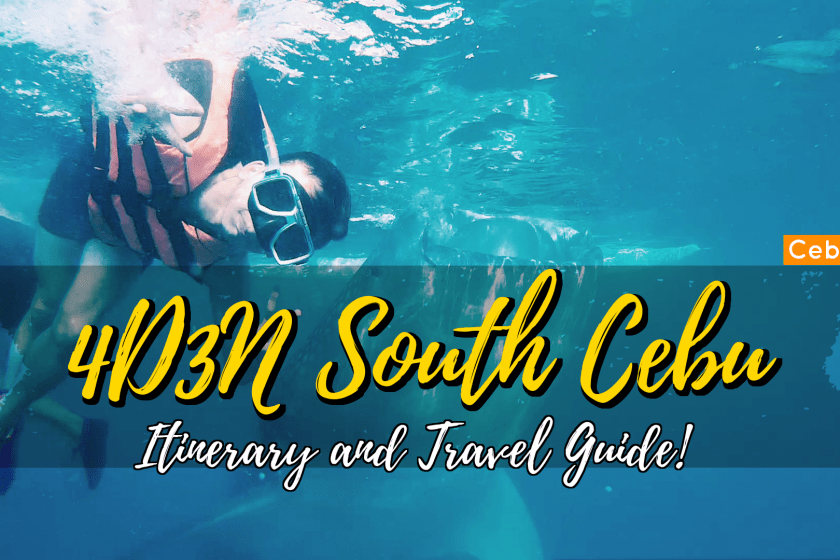 South Cebu Itinerary and Travel Guide - www.thejerny.com