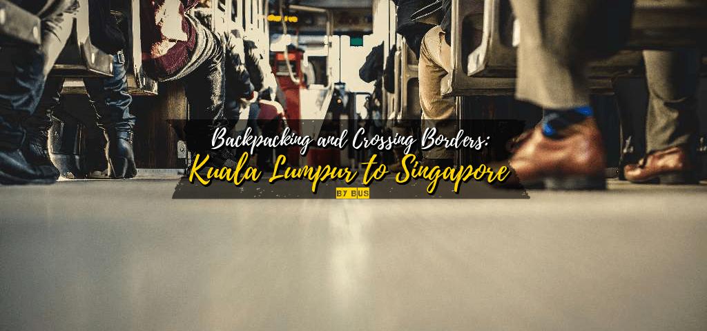 Kuala Lumpur to Singapore - http://thejerny.com
