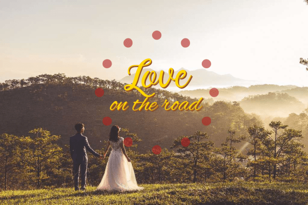 Love on the Road - http://thejerny.com