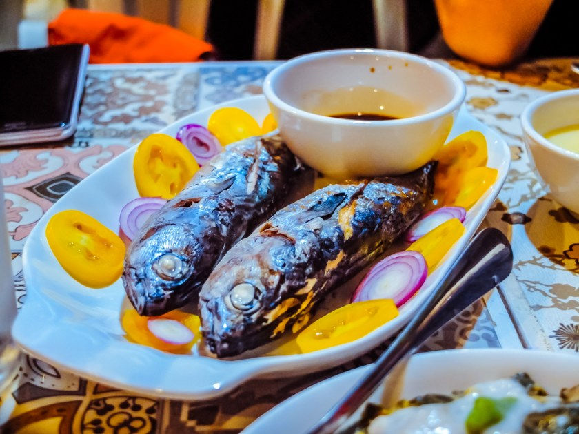 What to Eat in Camarines Norte - Fried Tulingan - http://thejerny.com