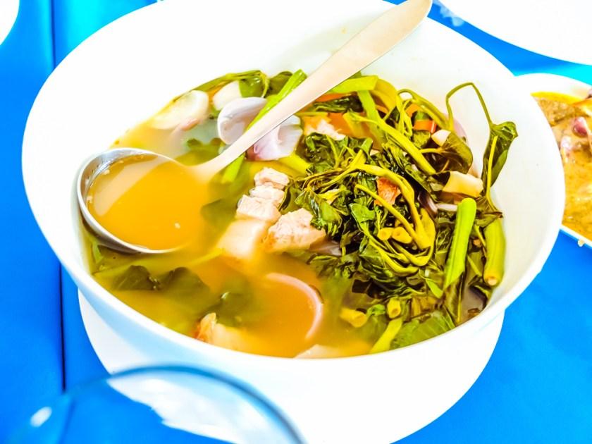 What to Eat in Camarines Norte - Lechon Kawali Sinigang - http://thejerny.com