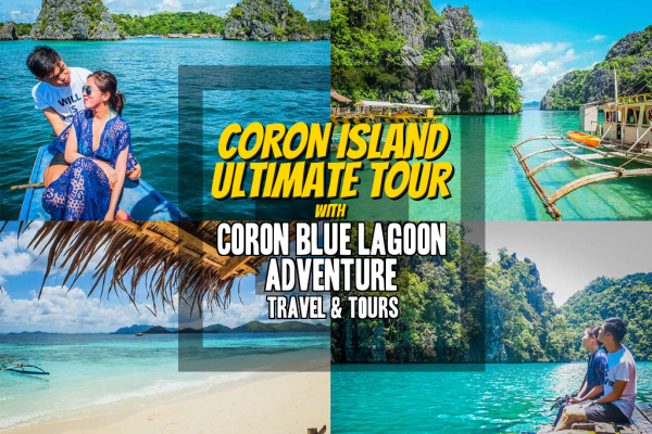 Coron Island Ultimate Tour - Coron Blue Lagoon Adventure Travel and Tours - http://thejerny.com