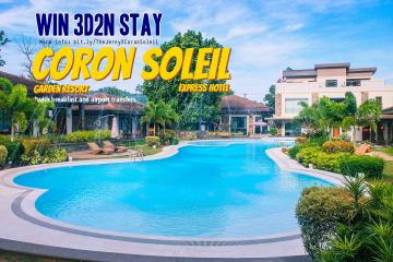 Coron Soleil Giveaway - http://thejerny.com