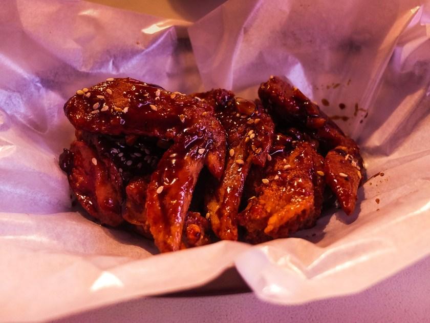 Buffalo Swing - Honey Soy Sesame - http://thejerny.com