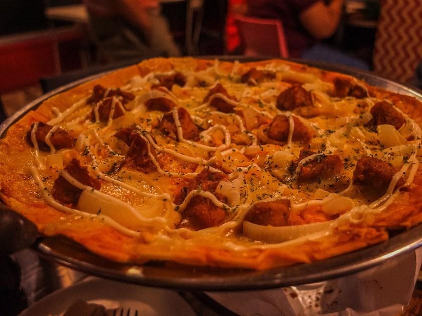 Buffalo Swing - Ranch Buffalo Pizza - http://thejerny.com