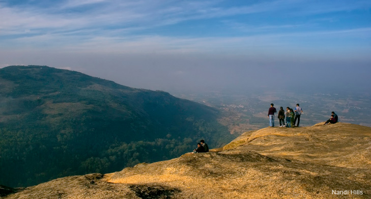 Top Things to Do and Places to Visit In Karnataka - Nandi Hills - http://thejerny.com