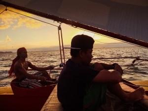 Paraw Sunset Sail - http://thejerny.com