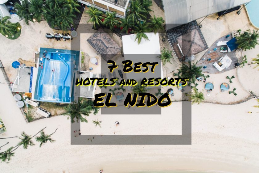 seven best hotels and resort in El Nido - http://thejerny.com