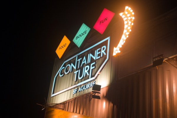 Container Turf - http://thejerny.com