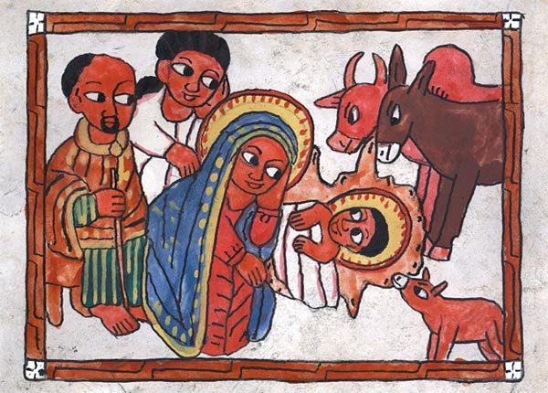 More Nativity Paintings From Around The World The Jesus