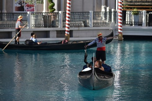 gondolas 1 the venetian