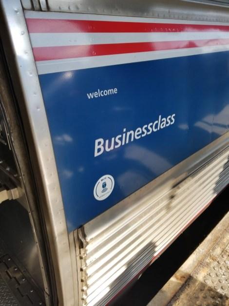 Vagón Clase E. Amtrak