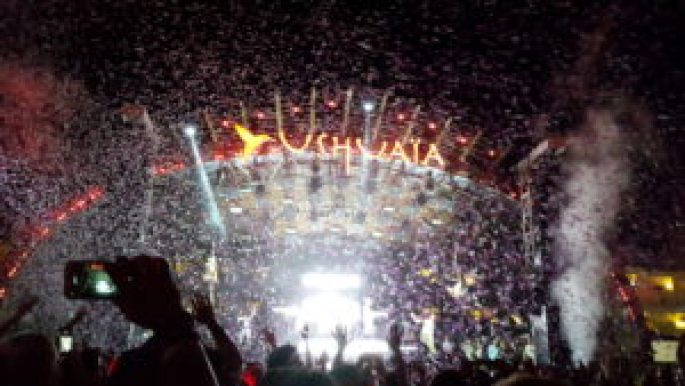 Ushuaia Ibiza Party Spain