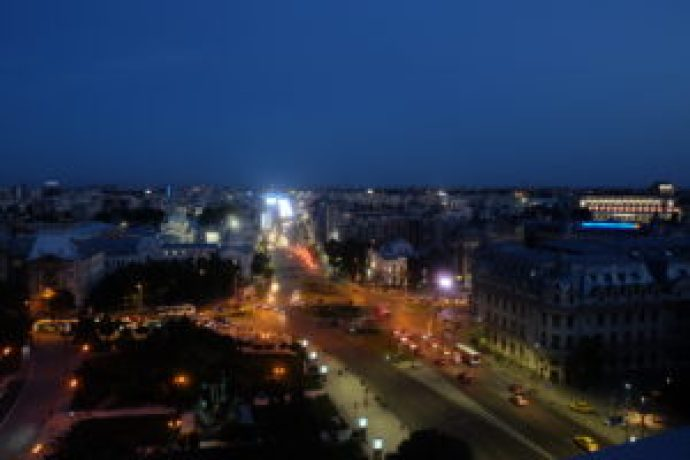 Bucharest View Intercontinental