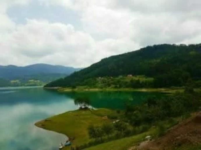 Lake Serbia