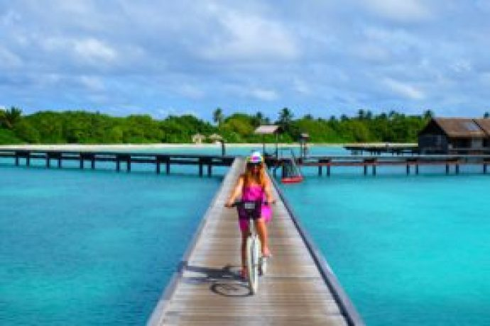Water Villas Shangri-La's Villingili Resort Maldives