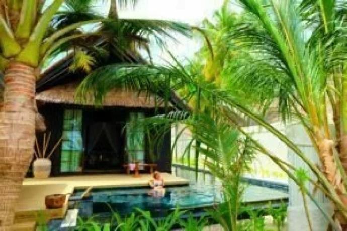 Beach Villa Maldives Jumeirah Vittaveli