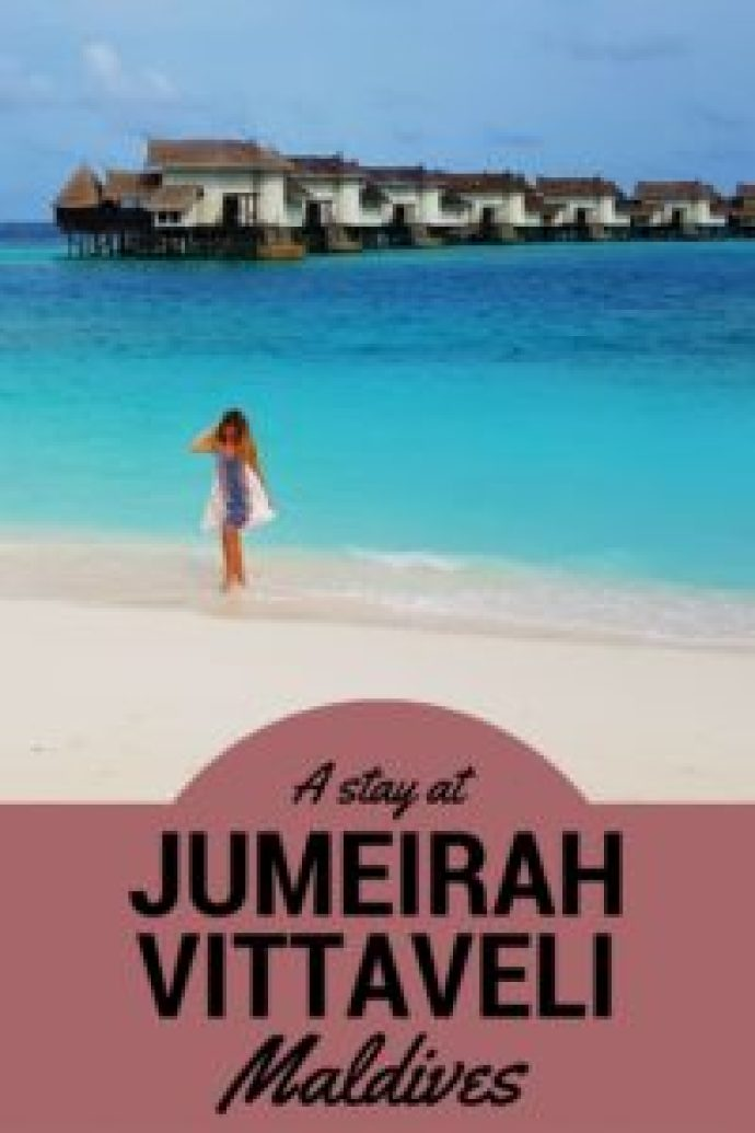 Jumeirah Vittaveli Resort Madlives Luxury