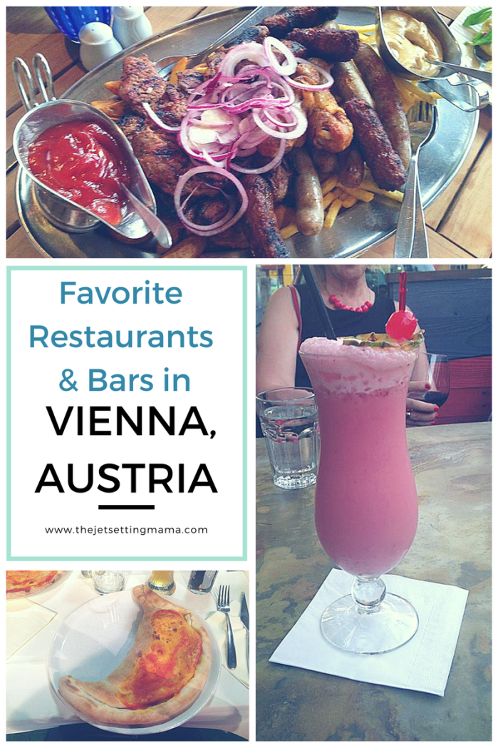 restaurants in vienna