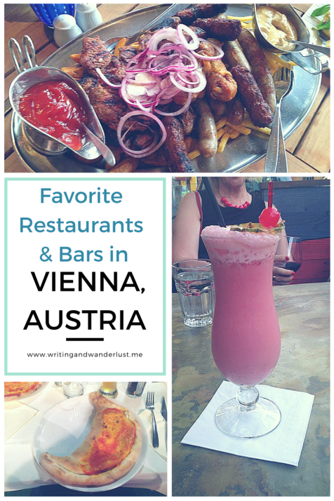 restaurants and bars in vienna