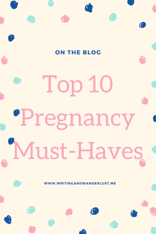 pregnancy must-haves