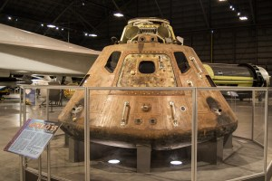 Apollo 15 Command Module