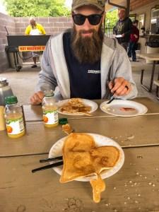 KOA Pancake Breakfast