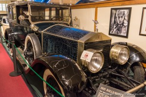 1925 Rolls-Royce, Luray Caverns Car Museum