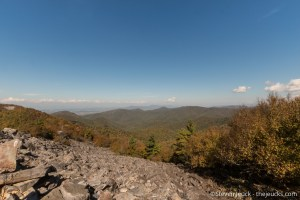 Black Rock Summit, Shenandoah NP