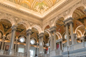 Great Hall, Library of Congress